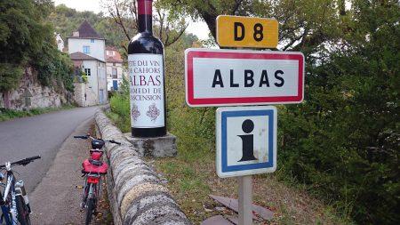 Albas, centre viticole