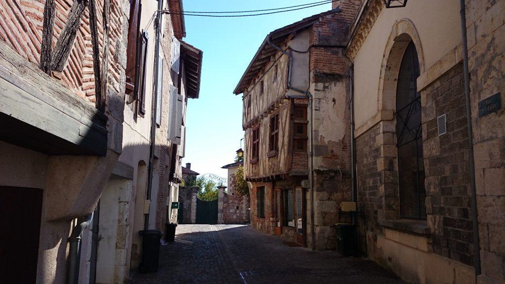 Altstadt von Clairac