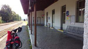 Bahnhofs Anekdote...