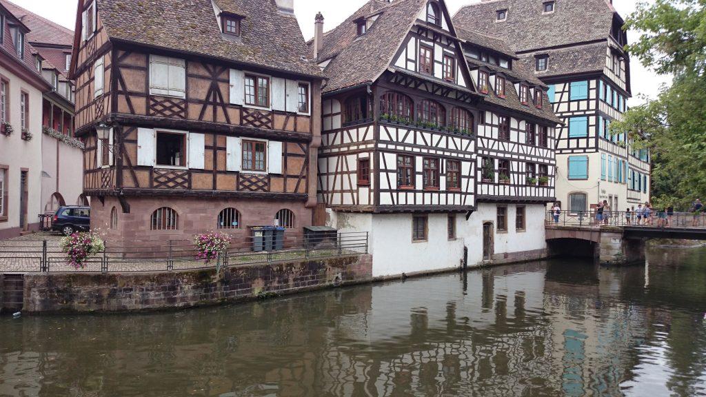 """Straßburg - """"La petite France"""""""